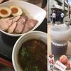 麺処 いつか - 料理写真:つけ麺小盛りを特製トッピング