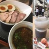 mendokoroitsuka - 料理写真:つけ麺小盛りを特製トッピング