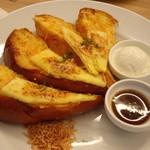 サラベス - パイナップルマカデミアフレンチトースト(1,450円)