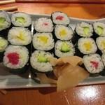 や台ずし - 〆の寿司