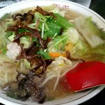 麺類 をかべ - 料理写真:近江ちゃんぽん