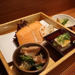 ヒトシナヤ - 銀鮭の塩焼きアップ
