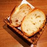 Fusion Dining Olive - パン旨し