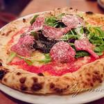 50種の希少ワインと薪窯ピザ ボンリッサ - 料理写真:ピッツァ・ボンリッサ