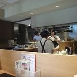 蕎麦あさ田 - 店内