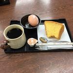 茶房みやま - 料理写真: