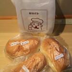 福田パン - 柔らかいのでやさしく