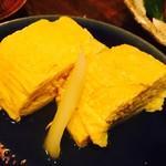 72109541 - すずしろ(¥1,134)                       お漬物盛合せ.だし巻き.お味噌.ご飯.