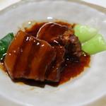 72109643 - 豚肉の角煮