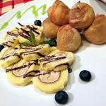 ナポリの下町食堂 - デザート