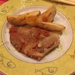 ナポリの下町食堂 - 本日の肉料理