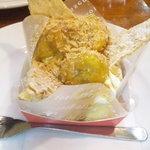 ポルトフィーノ - バナナキャラメルケーキ