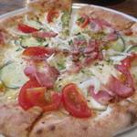 コパン - 八ヶ岳野菜のピッツァ