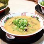 中華そば 花京 - 料理写真:■ラーメンと半チャーハンのセット 1050円