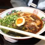 中華そば 花京 - ■あっさり鶏がら中華そば(醤油)720円