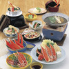 札幌かに家 - 料理写真:1月2月季節のこしらえ「風花」