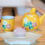 カンラ・ラウンジ - ほうじ茶、春爛漫