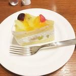 アランチャ - ケーキ