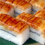 きし鮓 - 穴子押し寿司