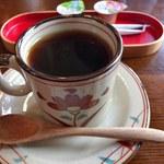 家のごはん - お昼のコーヒー