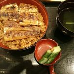 みしまや - 料理写真:上丼1,800円(税込)