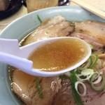 万里 - スープ