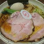 らーめん一郎 - 特製醤油らーめん(980円)