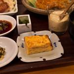 キッチン 中田中 - 選べるセット、玉子焼きとか