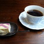 韓料理夢回廊 - デザートとコーヒー