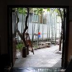 韓料理夢回廊 - 玄関より