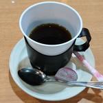 72121336 - 築地 魚一 西葛西店 サービスの食後のコーヒー