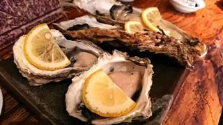 品川牡蠣入レ時 - 生牡蠣