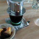 モクアソ - ベトナムコーヒーと小さなスイーツ