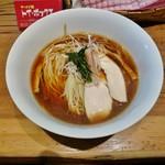 ラーメン屋 トイ・ボックス - 料理写真:冷しラーメン 750円
