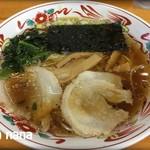 麺匠 いち武 - 醤油ラーメン 600円