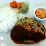 たいよう市場 - 豆腐とおからのハンバーグ