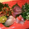 魚藤 - 料理写真:お刺身の盛り合わせ