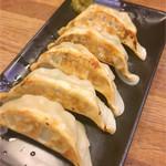 麺屋時茂 - 餃子
