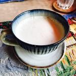 カフェ パルコル - バター茶 レギュラー