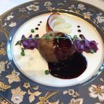 72126938 - 岩手県産鴨肉とフォアグラのファルス