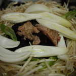 金の羊 - ジンギスカン鍋にIN~☆
