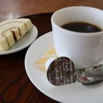 レストラン真珠 - 食後のコーヒー