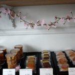 パティスリー ブラザーズ - 焼き菓子のコーナー