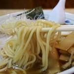 十二社 大勝軒 - 麺リフト