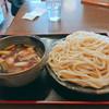 よしふじ - 料理写真:肉汁うどん\650 + 特盛\200