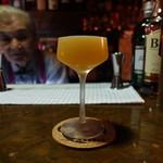 南蛮居酒屋89 - ドリンク写真:サイドカー