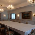 レストラン クレッセント - 素敵な個室その2