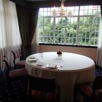 レストラン クレッセント - 素敵な個室その5