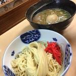 三谷製麺所 - 鶏つけめん(700円)