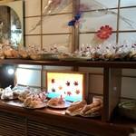 山田屋 - パンの種類は少なく。